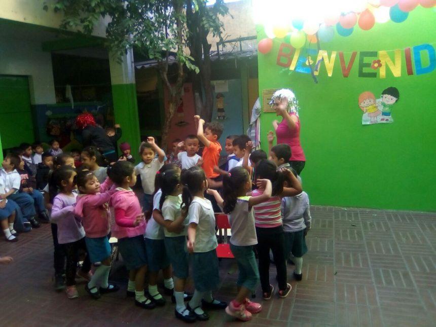 CENTROS INFANTILES DE DESARROLLO INICIAN EL CURSO 2018