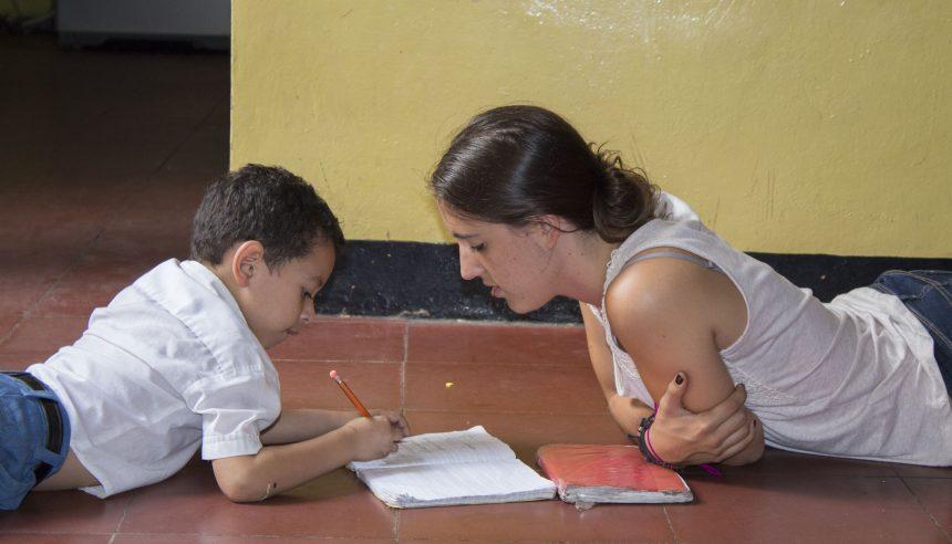 ABRIMOS INSCRIPCIONES PARA EL VOLUNTARIADO INTERNACIONAL EN VERANO