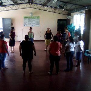 LA CACHADA TEATRO APOYA EL PROYECTO DE CINDE EN COMUNIDADES