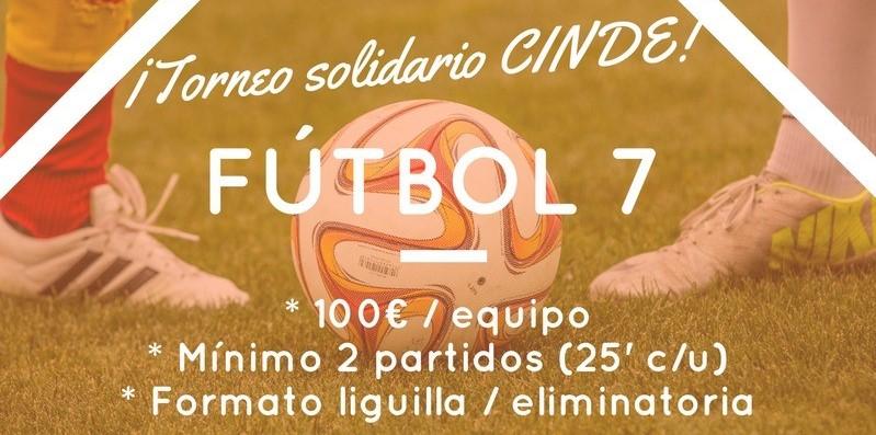 TORNEO SOLIDARIO DE FÚTBOL 7