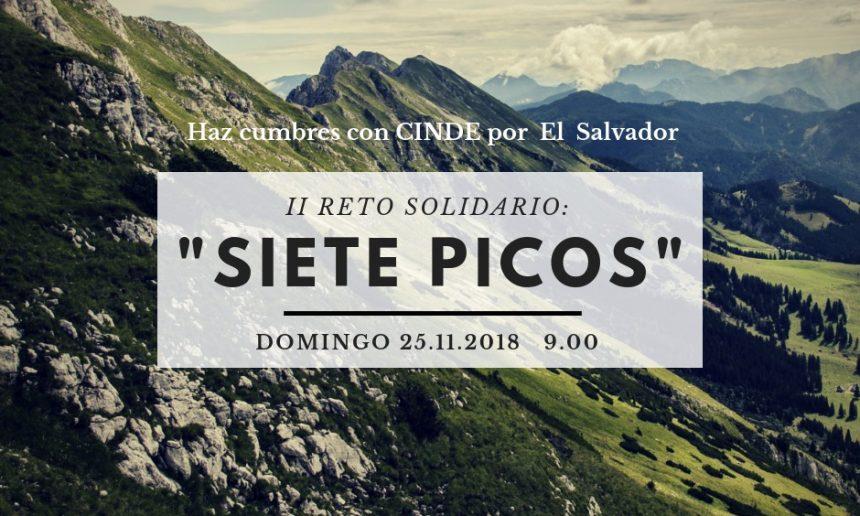 HAZ CUMBRES CON FUNDACIÓN CINDE POR EL SALVADOR