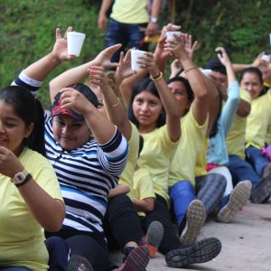 CELEBRACIÓN JORNADA FAMILIAR DE CINDE MEJICANOS Y SOYAPANGO