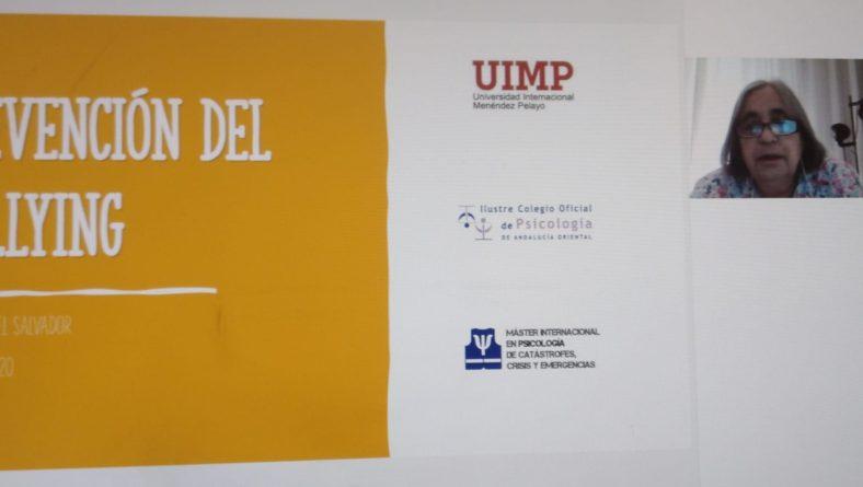 TALLERES IMPARTIDOS POR LOS ALUMNOS DEL MÁSTER INTERNACIONAL DE PSICOLOGÍA