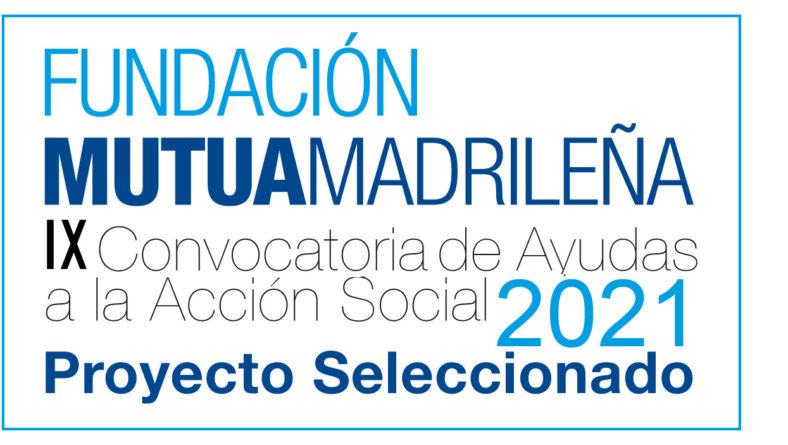 CINDE ES BENEFICIARIA DE LA IX CONVOCATORIA AYUDAS A LA ACCIÓN SOCIAL 2021